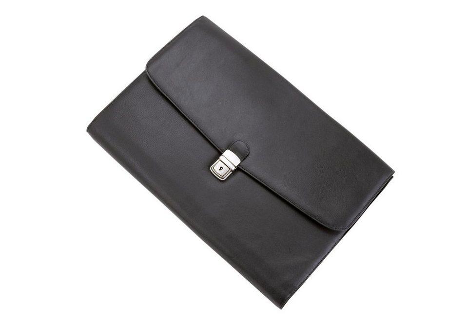 Alassio® Dokumententasche, »Udine« in schwarz