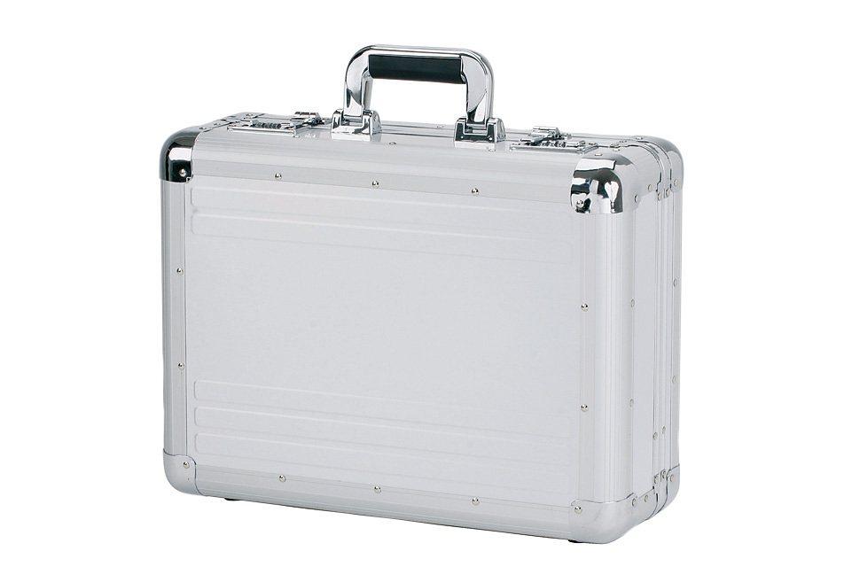 Alumaxx® Aktenkoffer aus Aluminium, »Taurus, Attachékoffer« in silberfarben