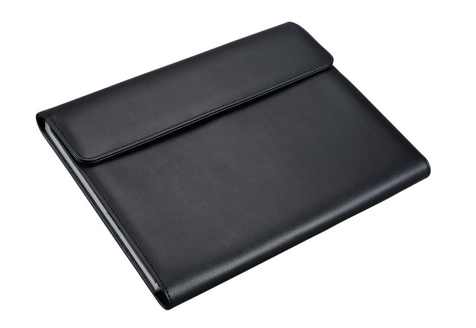 Alassio® Fächermappe A4, »Vado« in schwarz