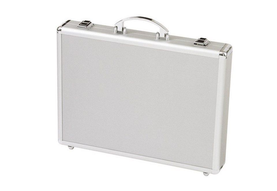 Alumaxx® Aktenkoffer aus Aluminium, »Minor« in silberfarben
