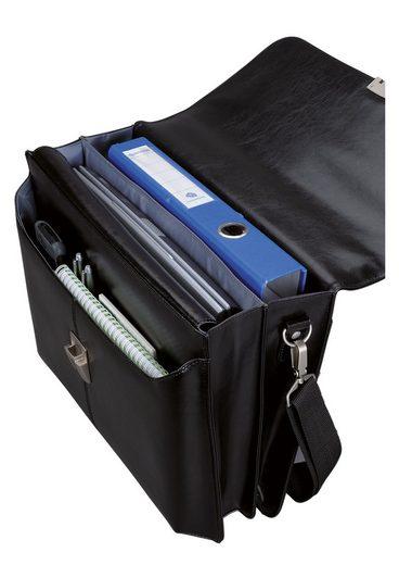 Laptopfach Aktentasche Mit Mit Alassio® Alassio® Aktentasche Laptopfach »faenza« BwwUR6q