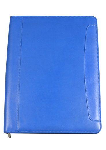 Alassio® Folder Made Of Leather A4, Vallo