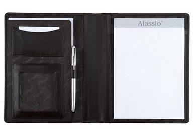 Alassio® Alassio® Schreibmappe »bormio« A5 Schreibmappe zqq6TOw0