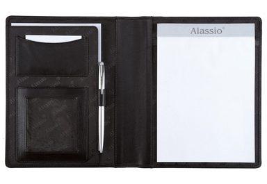 Alassio® A5 »bormio Mit I« Schreibmappe Taschenrechner UpnUBfwTq