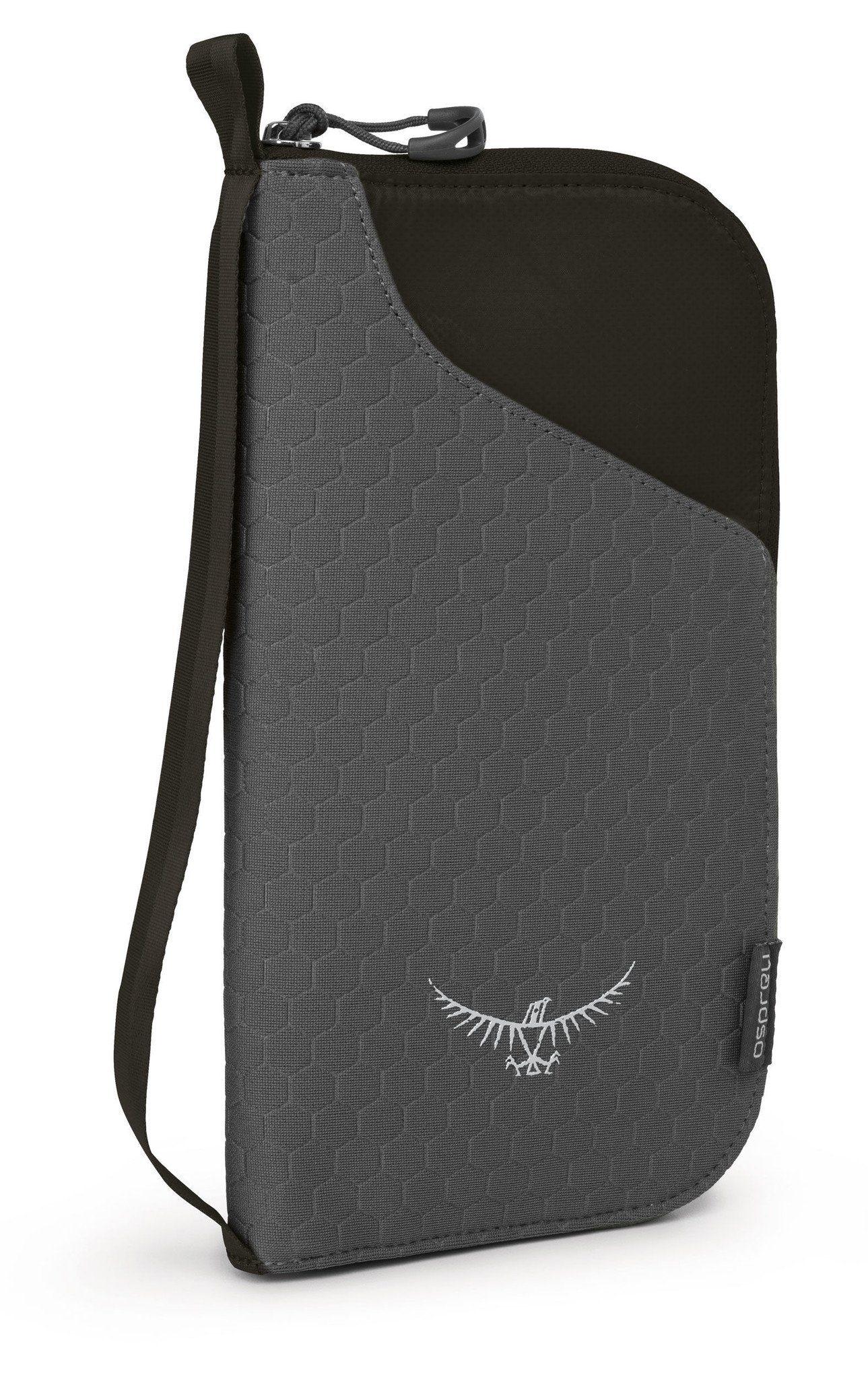 Osprey Wertsachenaufbewahrung »Document Zip Wallet black«