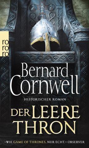 Broschiertes Buch »Der leere Thron / Uthred Bd.8«