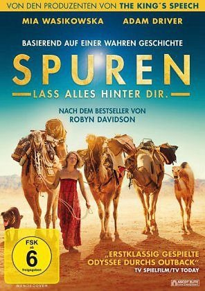 Blu-ray »Spuren Limited Mediabook«