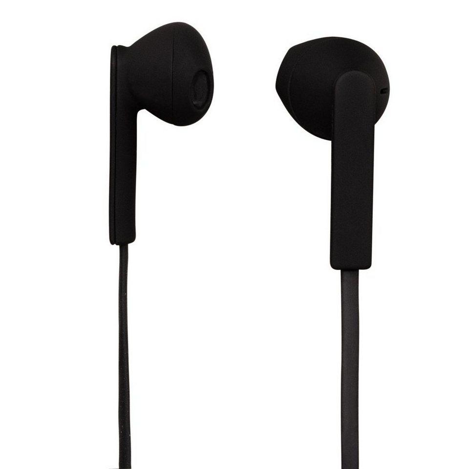 Hama Headset MOOD, Schwarz in Schwarz