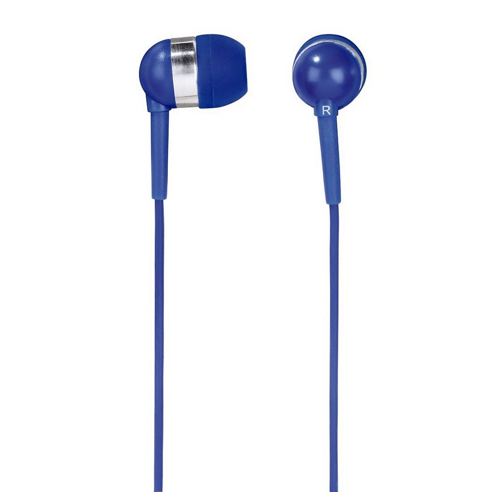 Hama Headset Vivo, Blau in Blau