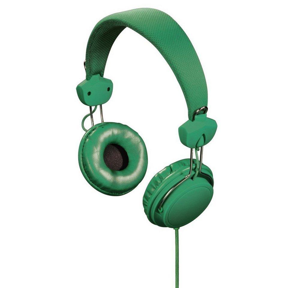 Hama Hama Stereo-Kopfhörer, Over-Ear »Joy« in Grün