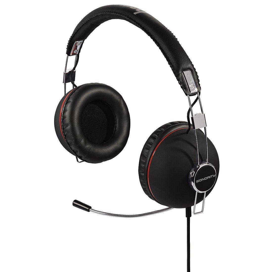 Hama PC-Headset Sonority, Schwarz