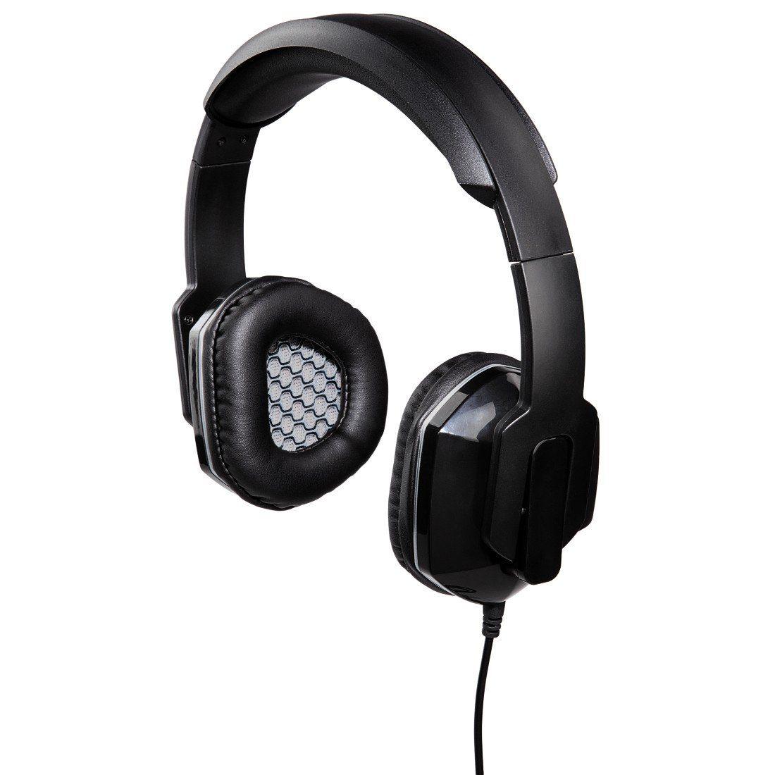 Hama Over-Ear-Stereo-Kopfhörer HexaGo