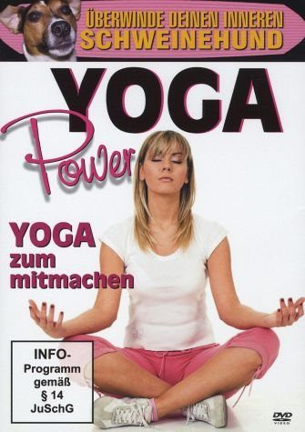 DVD »Poweryoga - Yoga zum Mitmachen«