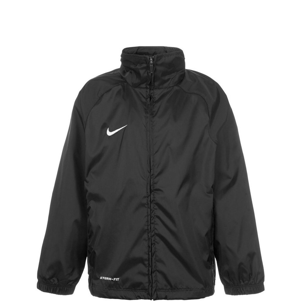 NIKE Foundation 12 Regenjacke Kinder in schwarz / weiß
