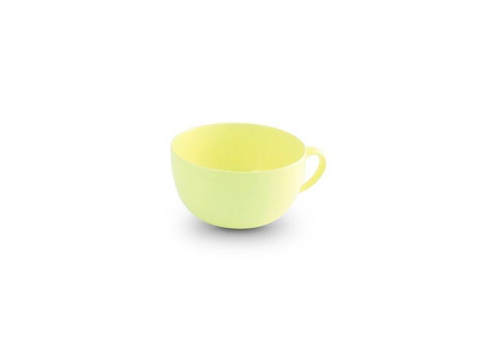 Friesland Obertasse »Trendmix, 0,56« in gelb