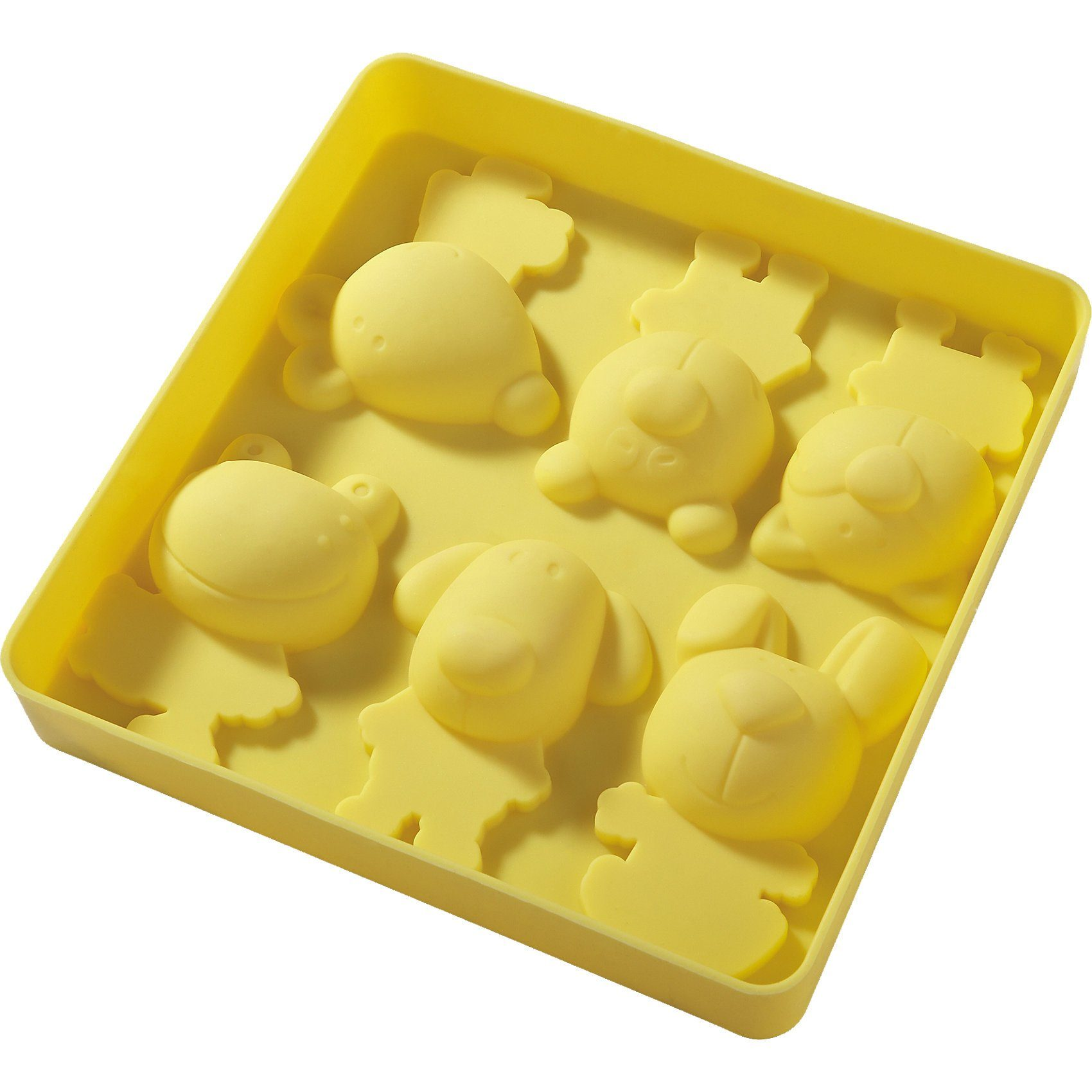 Haba Silikon-Eisform Süße Freunde
