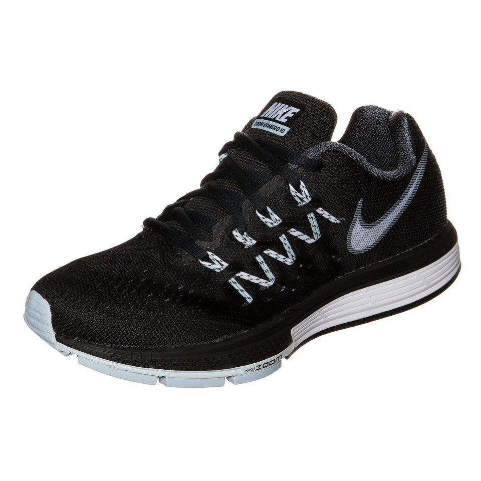 NIKE Air Zoom Vomero 10 Laufschuh Damen in schwarz / weiß