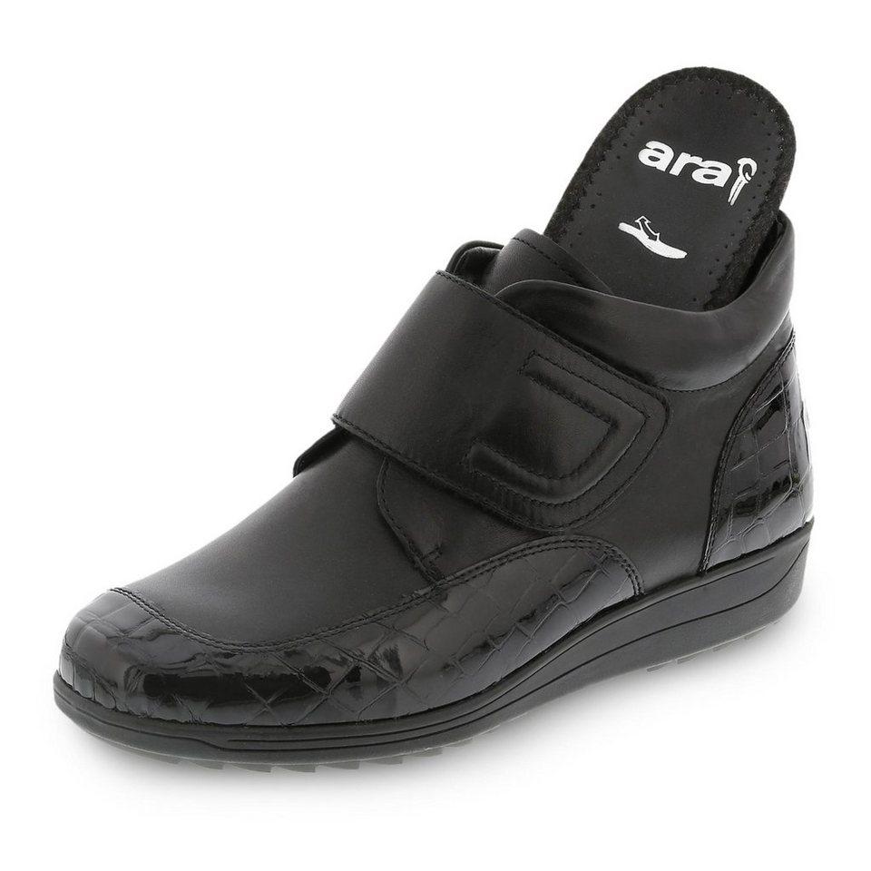 Ara Stiefelette in schwarz