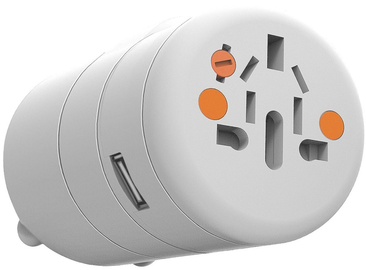 Xtorm Ladegerät »World Travel Charger (Universal)«