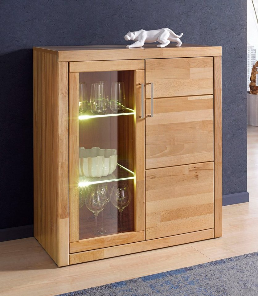 places of style vitrine h he 100 cm online kaufen otto. Black Bedroom Furniture Sets. Home Design Ideas