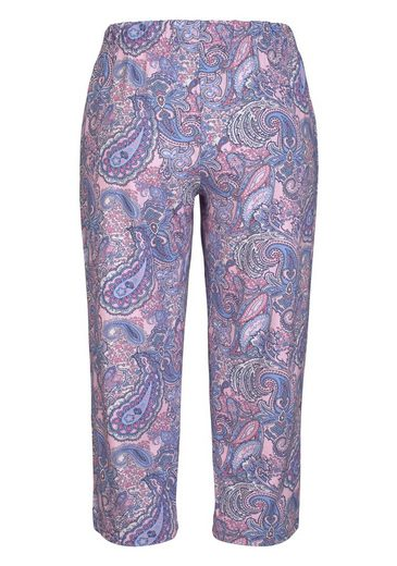 Petite Fleur Capri Pants Paradise Ideal To Combine