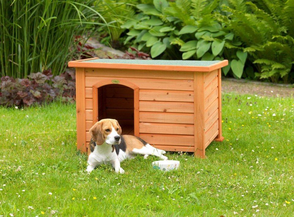 Hundehütte »Beagle« in natur