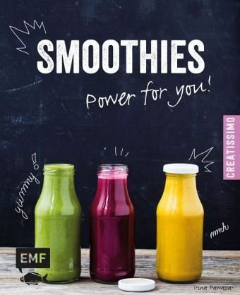 Gebundenes Buch »Smoothies - Power for you!«