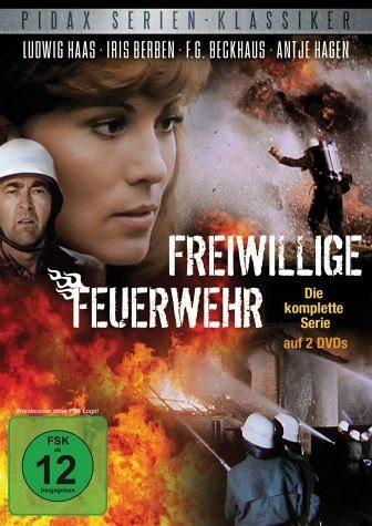 DVD »Freiwillige Feuerwehr - Die komplette Serie (2...«