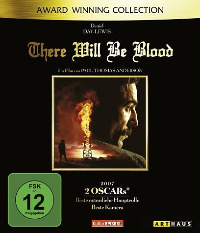 Blu-ray »There Will Be Blood«