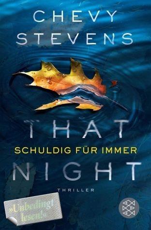 Broschiertes Buch »That Night - Schuldig für immer«