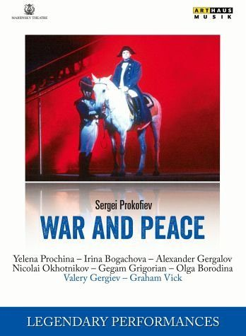 DVD »Prokofjew, Sergej - War and Peace«
