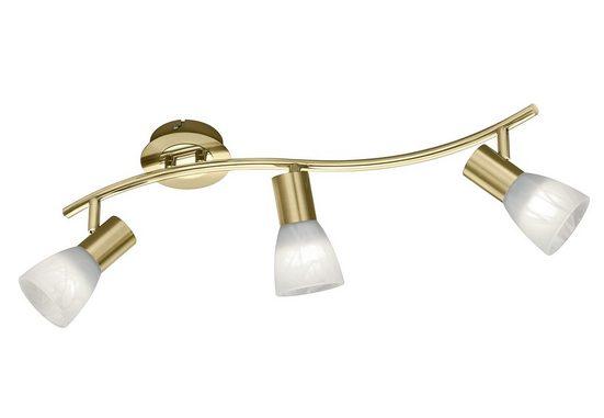 TRIO Leuchten LED Deckenstrahler »LEVISTO«, 3-flammig