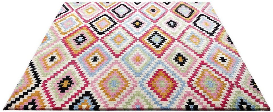 Kelim teppiche  Teppich »Fresh Kelim«, Wecon Home, rechteckig, Höhe 85 mm online ...