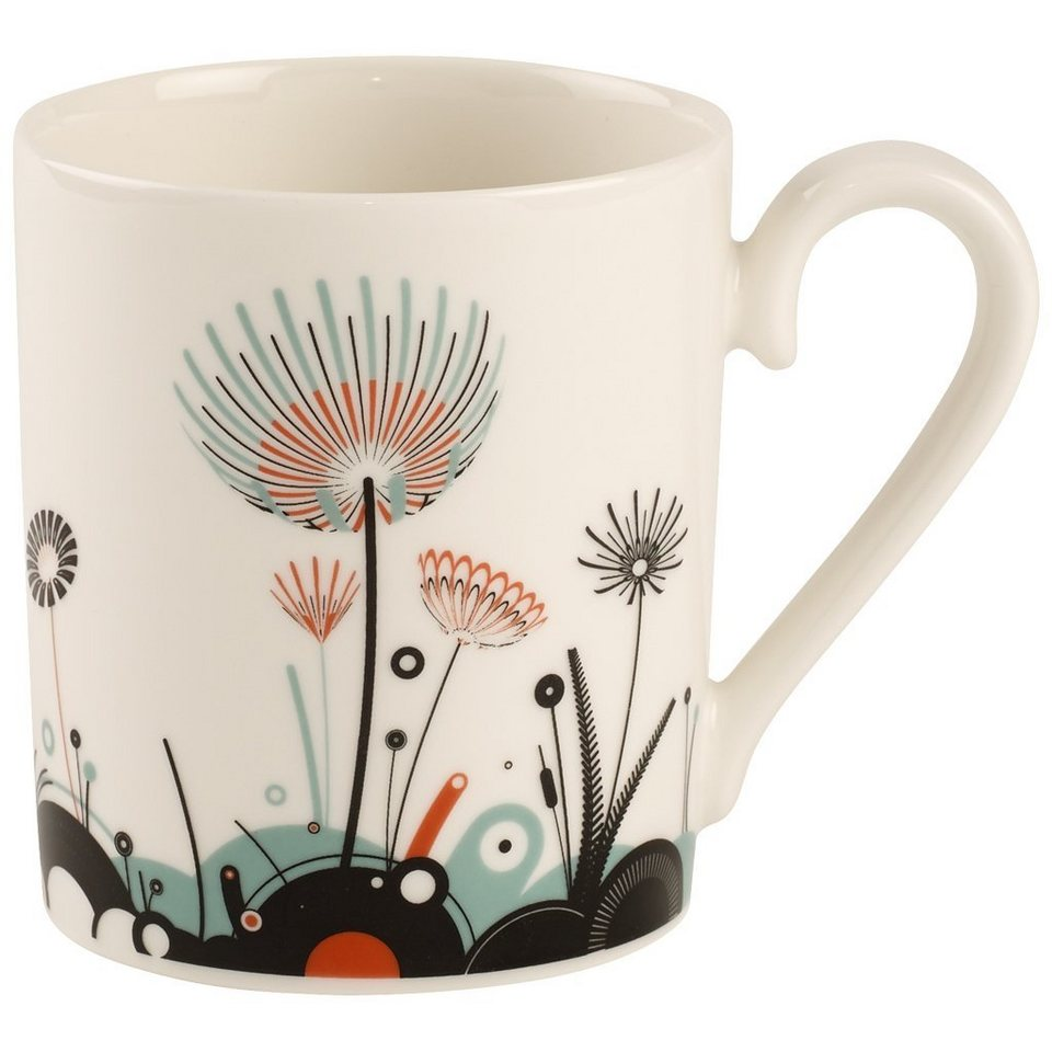 VILLEROY & BOCH Becher mit Henkel Sunset »Little Gallery Mugs« in Dekoriert