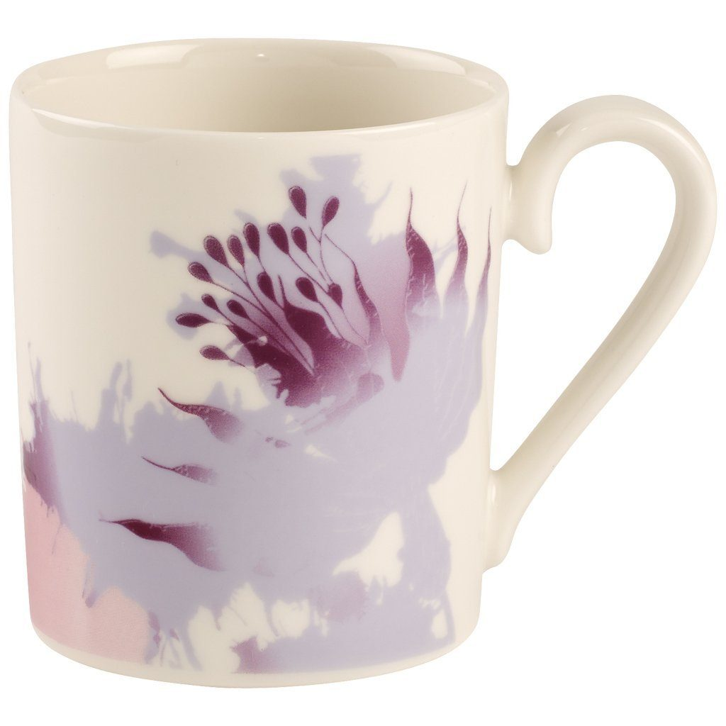 VILLEROY & BOCH Becher mit Henkel Imperio Rose »Little Gallery Mugs«