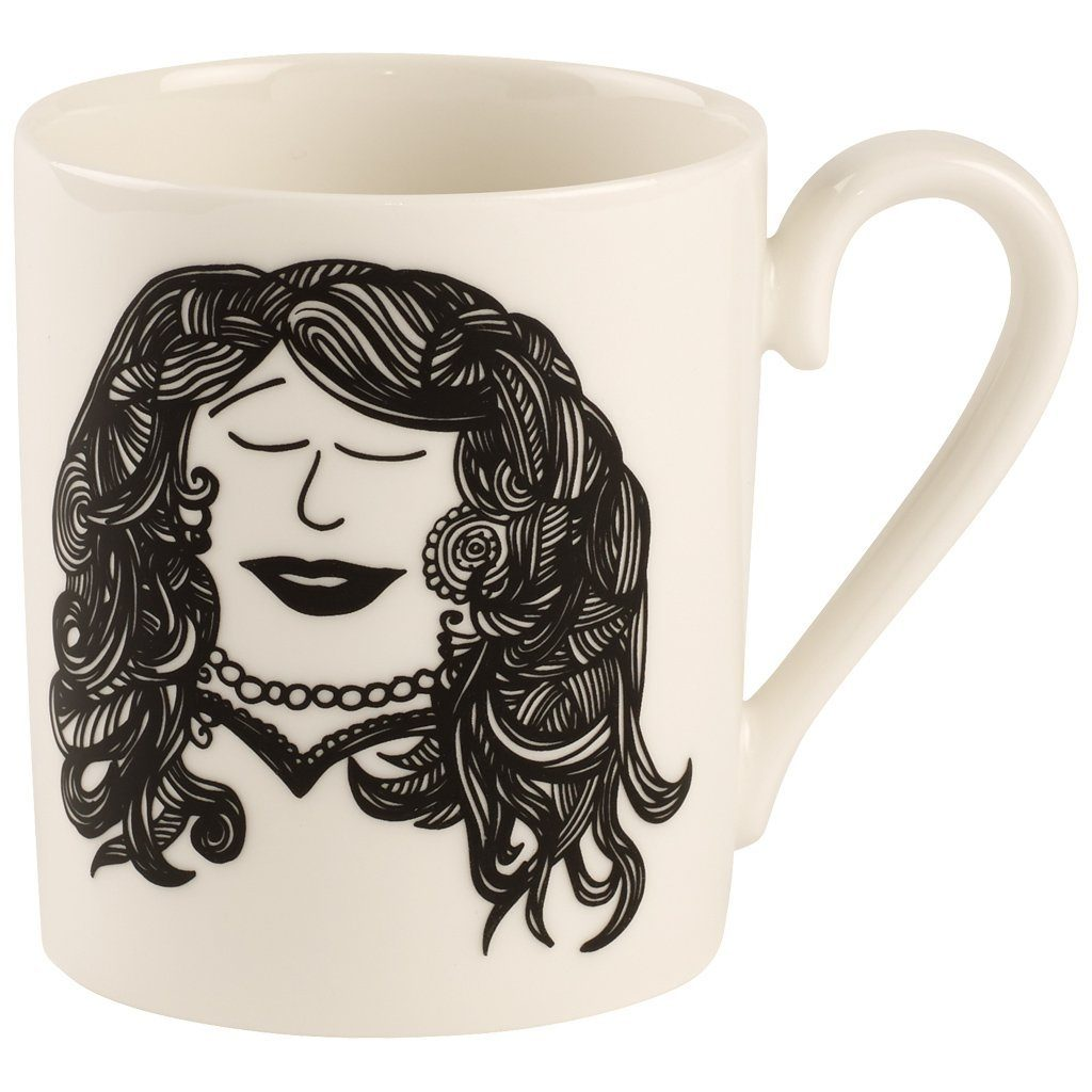 VILLEROY & BOCH Becher mit Henkel Victoria »Little Gallery Mugs«