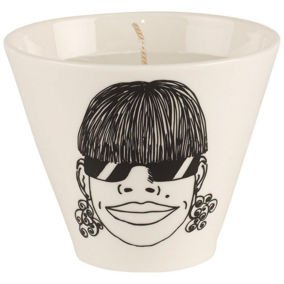 VILLEROY & BOCH Teelichthalter mit Kerze Violetta »Little Gallery Candles« in Dekoriert