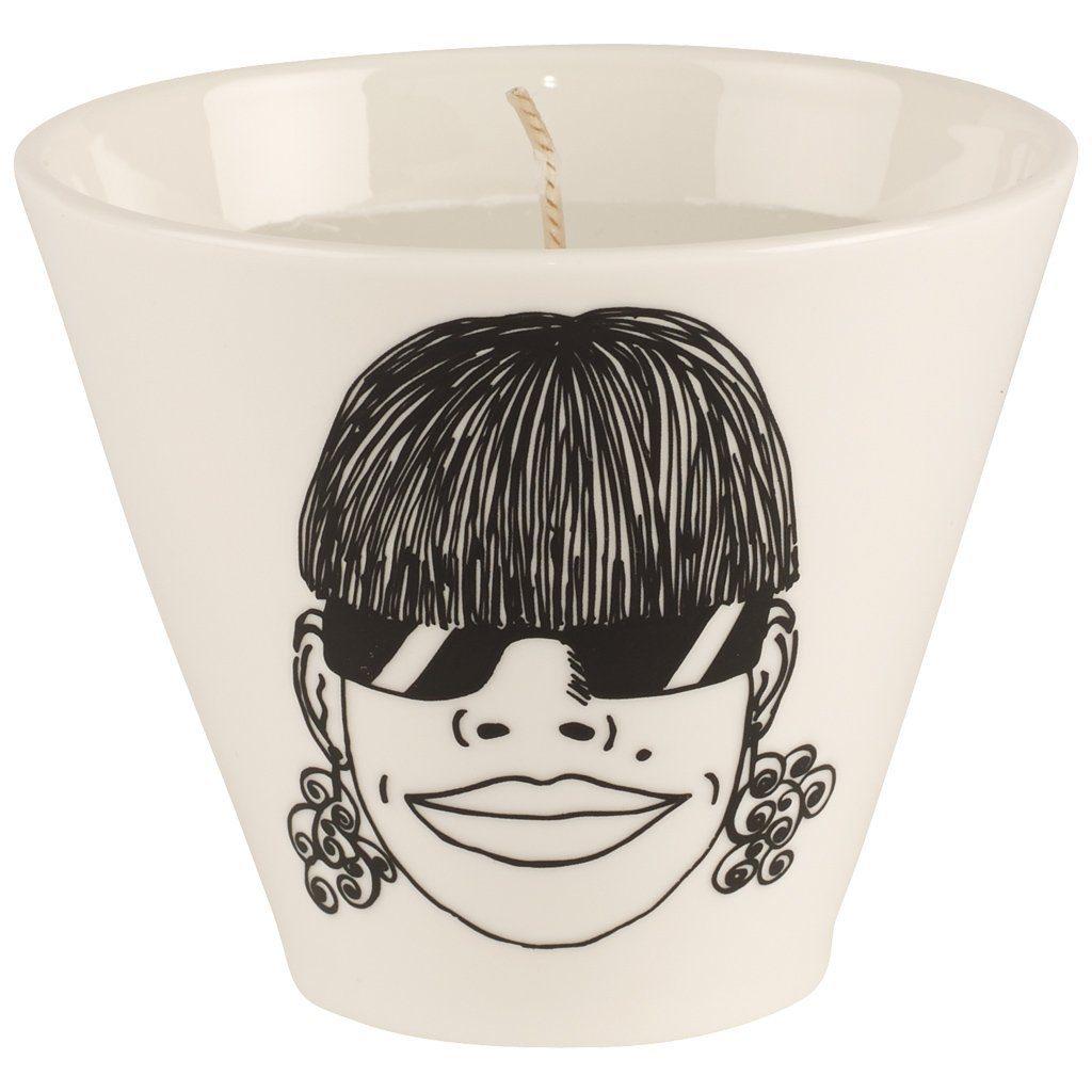 Villeroy & Boch Teelichthalter mit Kerze Violetta »Little Gallery Candles«