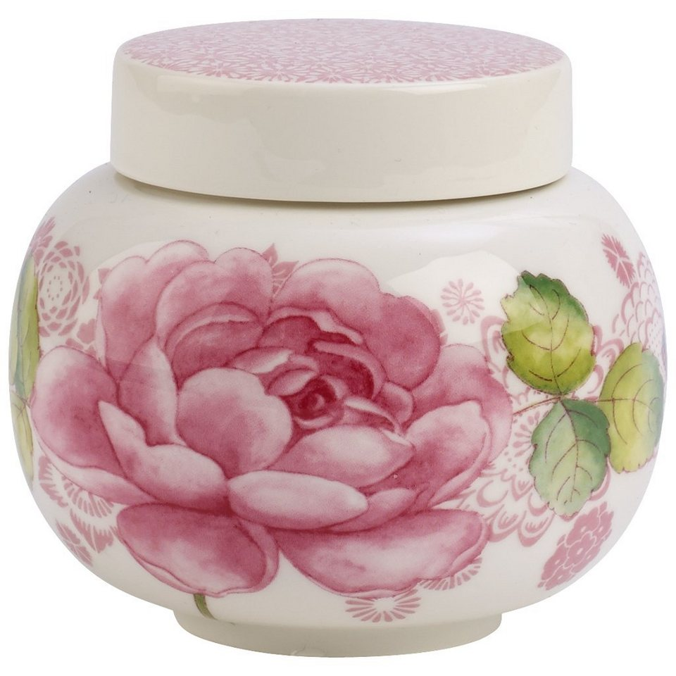 VILLEROY & BOCH Zuckerdose »Rose Cottage« in Dekoriert