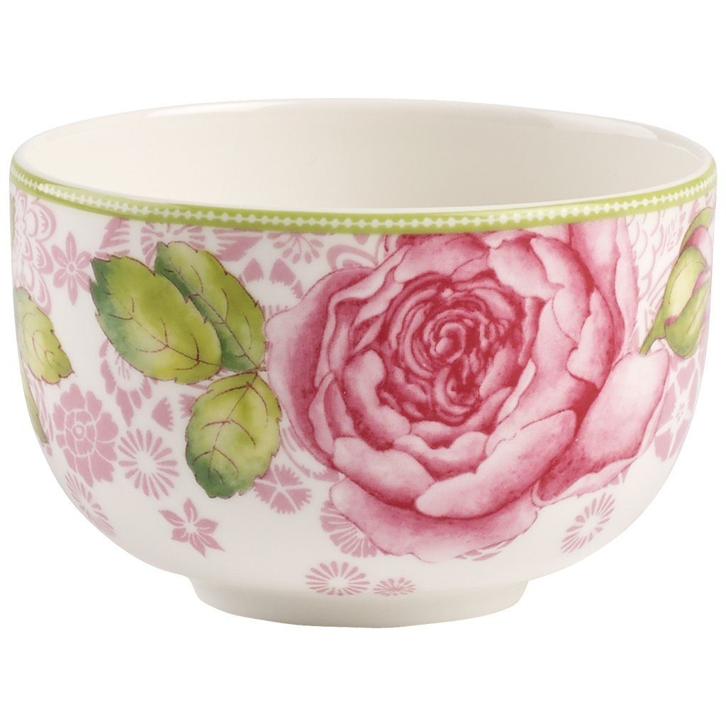 Villeroy & Boch Teeschale - pink »Rose Cottage«