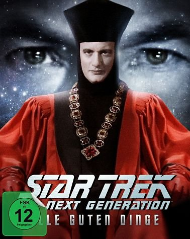 Blu-ray »Star Trek - The Next Generation: Alle guten...«