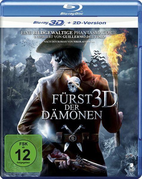 Blu-ray »Fürst der Dämonen (Blu-ray 3D)«
