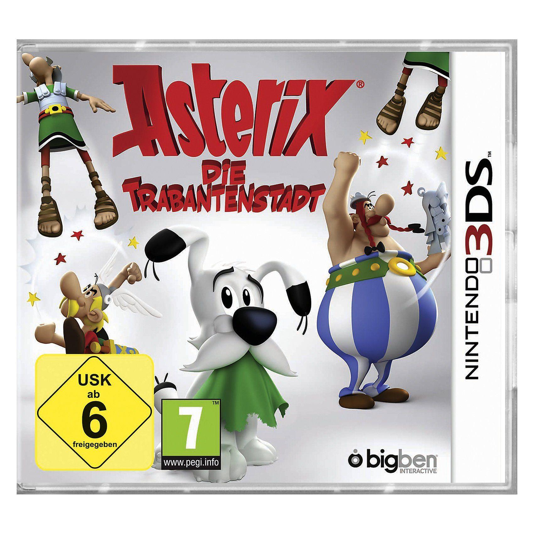 ak tronic 3DS Asterix: Die Trabantenstadt