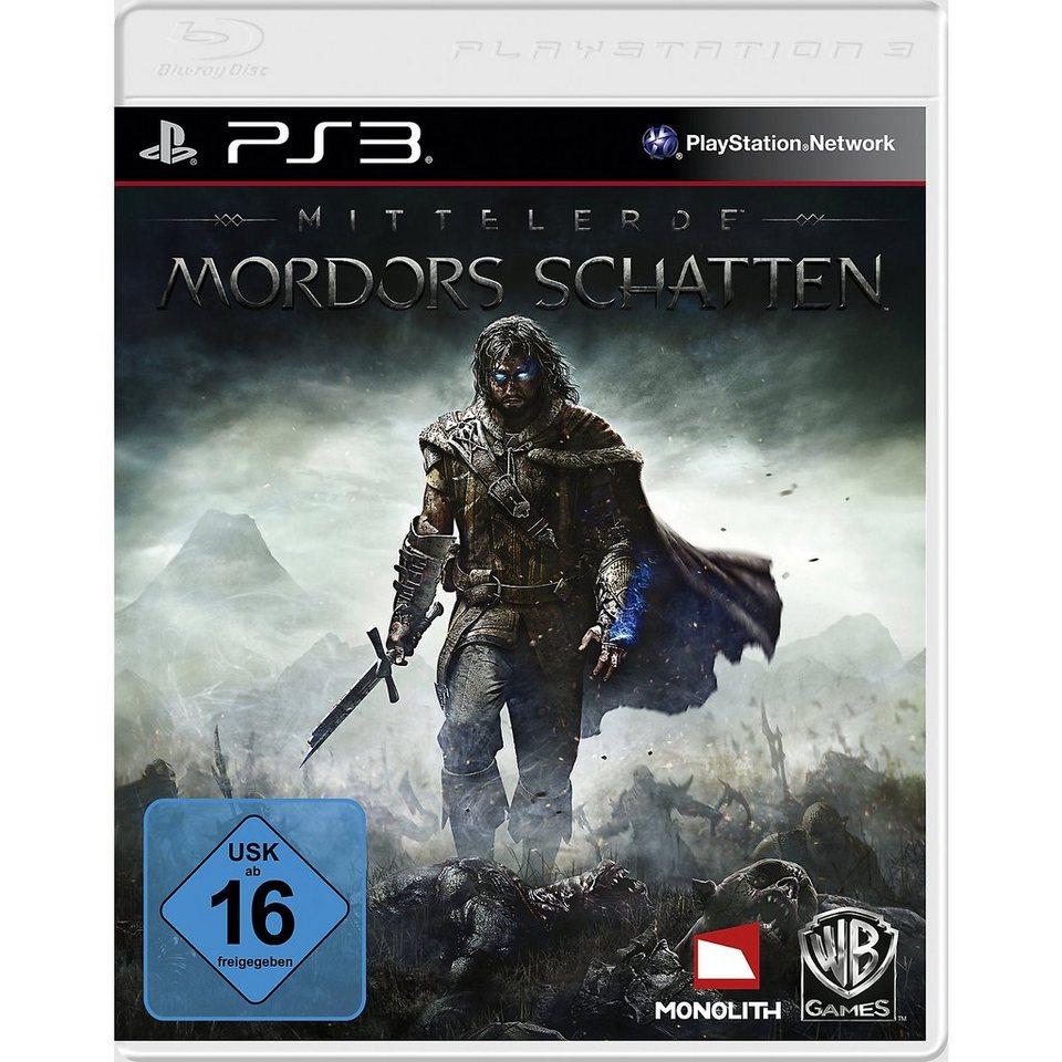 ak tronic PS3 Mittelerde: Mordors Schatten