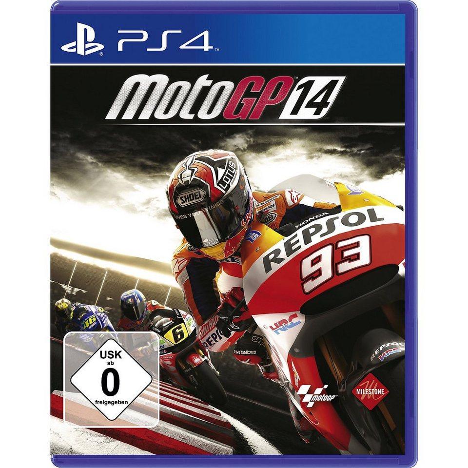 ak tronic PS4 Moto GP 14