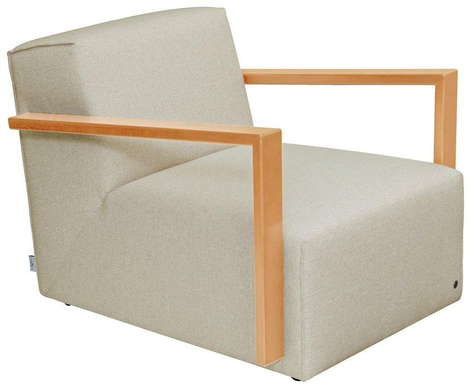 tom tailor loungesessel mit armlehne lazy armlehne. Black Bedroom Furniture Sets. Home Design Ideas