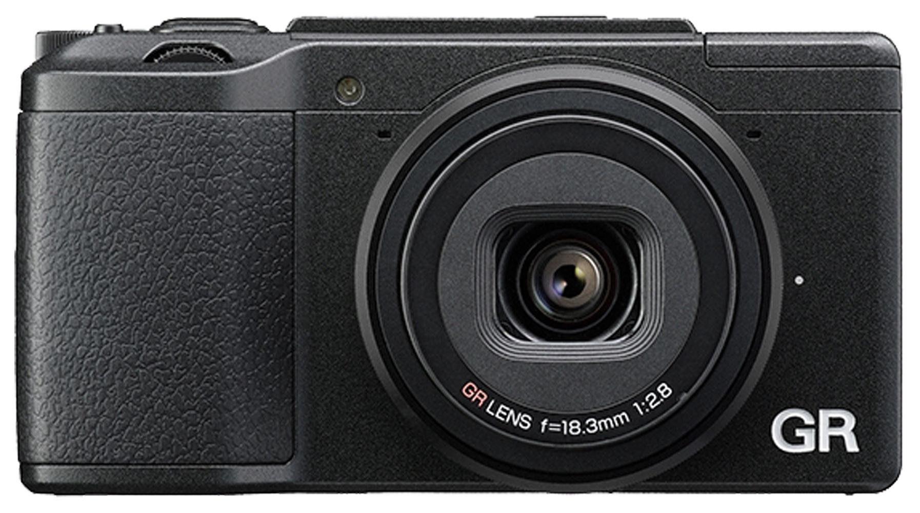 Ricoh Premium GR II Kompakt Kamera, 16,2 Megapixel, 7,6 cm (3 Zoll) Display