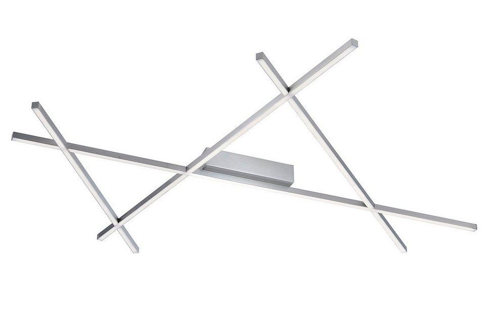 paul neuhaus led deckenleuchte stick2 inkl fernbedienung 4000 lumen 3000 kelvin online. Black Bedroom Furniture Sets. Home Design Ideas
