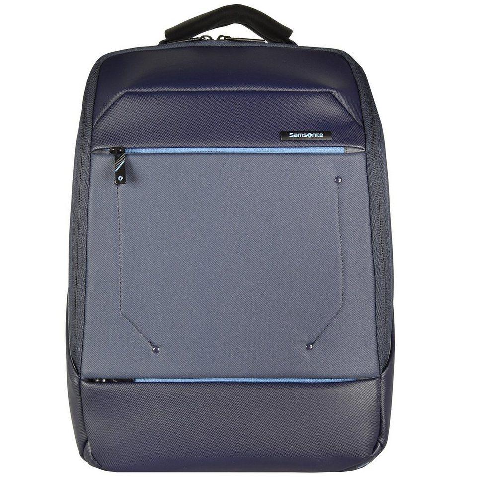 Samsonite Urban Arc Business Rucksack 41 cm Laptopfach in city blue