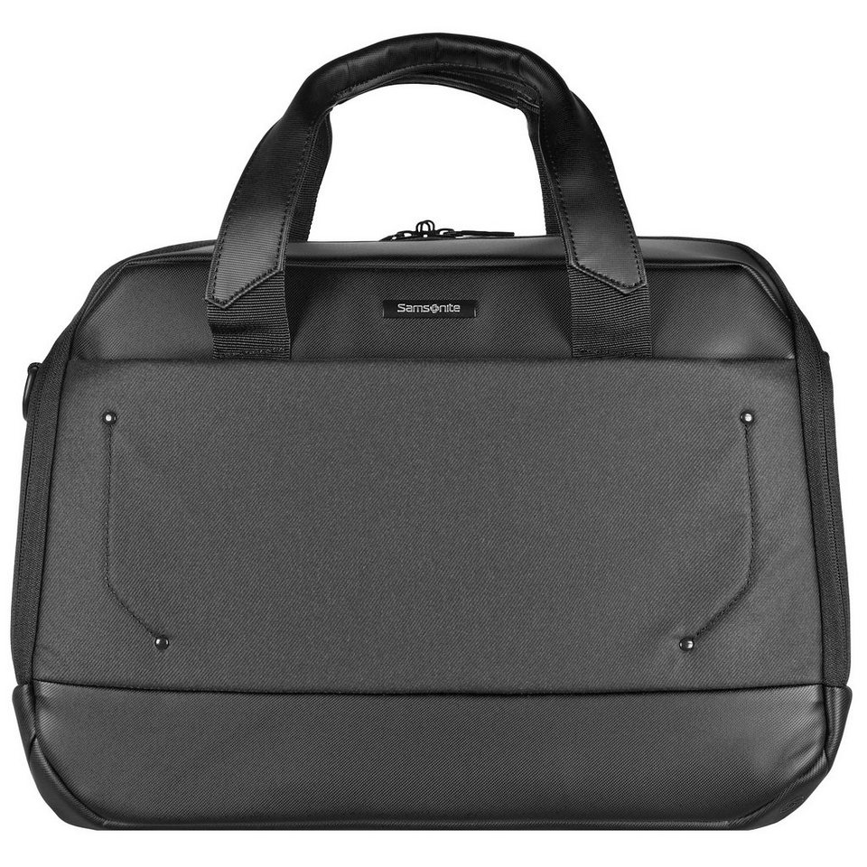Samsonite Urban Arc Aktentasche 39 cm Laptopfach in basalt black